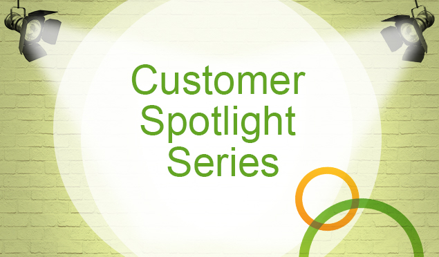 Customer Spotlight Webinar Series