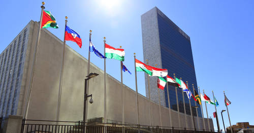 Qlik.org Visits the United Nations
