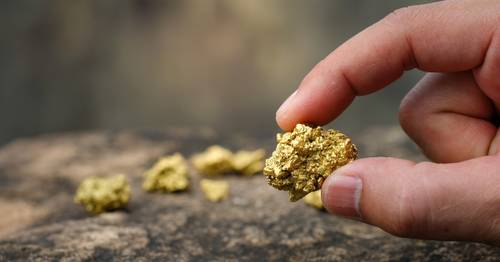 Has the Gold Mine Moved?