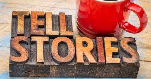 Data Literacy – Tell me a Story
