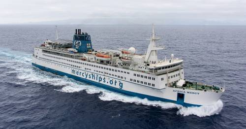 Mercy Ships and Qlik