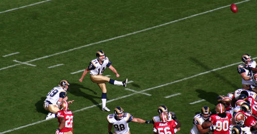 The Kick is Up! Analyzing NFL Kickers