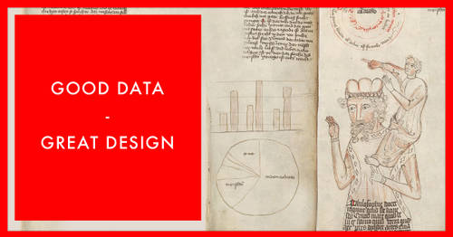 Good Data Makes Great Design