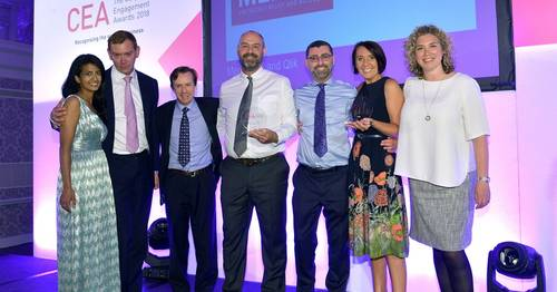 Qlik and Medair Win Most Innovative Collaboration at Corporate Engagement Awards