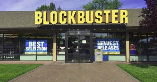Blockbuster or Blockchain?