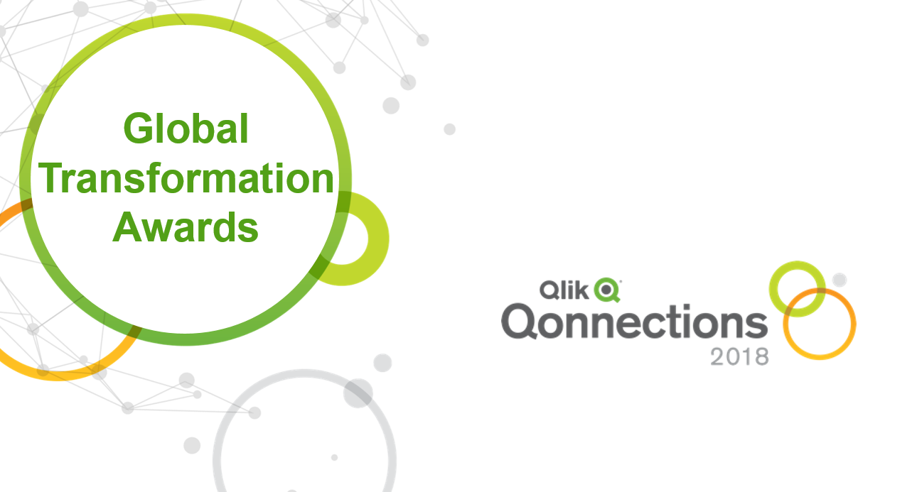 Qlik Announces Global Transformation Awards
