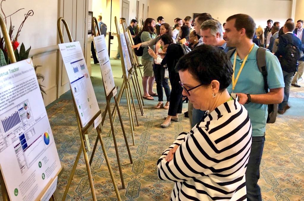 Data Science Fair at Qonnections 2019