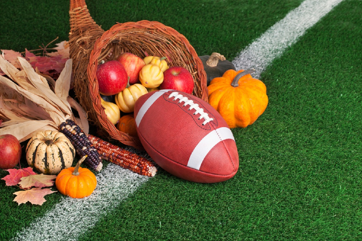 Thanksgiving Day Football | Qlik BlogThanksgiving