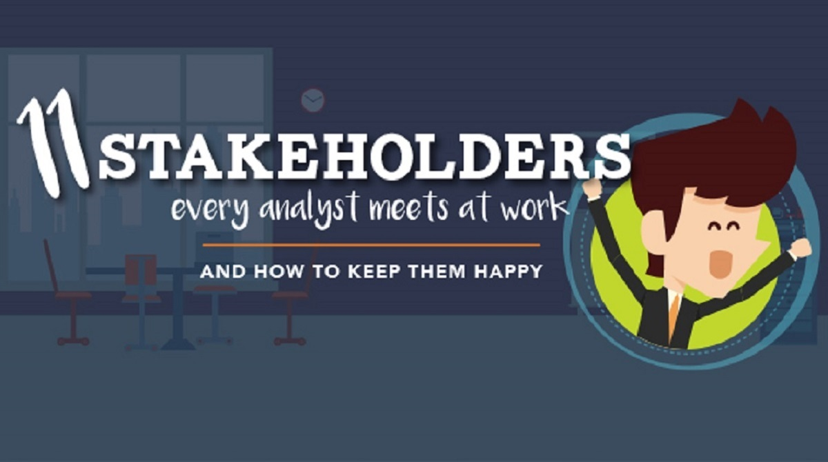11 Stakeholders Every Analyst Meets at Work