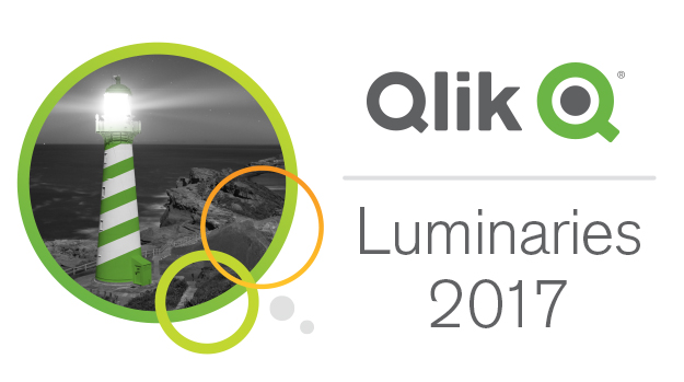 The Qlik Luminary Class of 2017 Shines Brighter than Ever