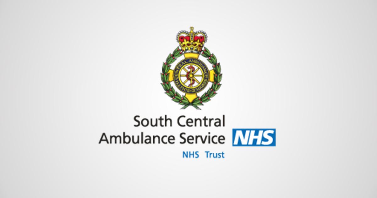 customer spotlight south central ambulance service nhs ambulance logo vector free ambulance logo designs