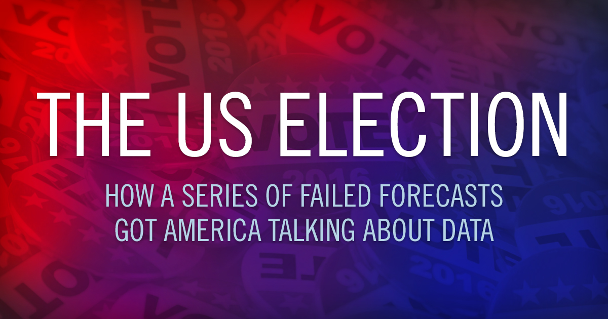 The U.S. Election & Data