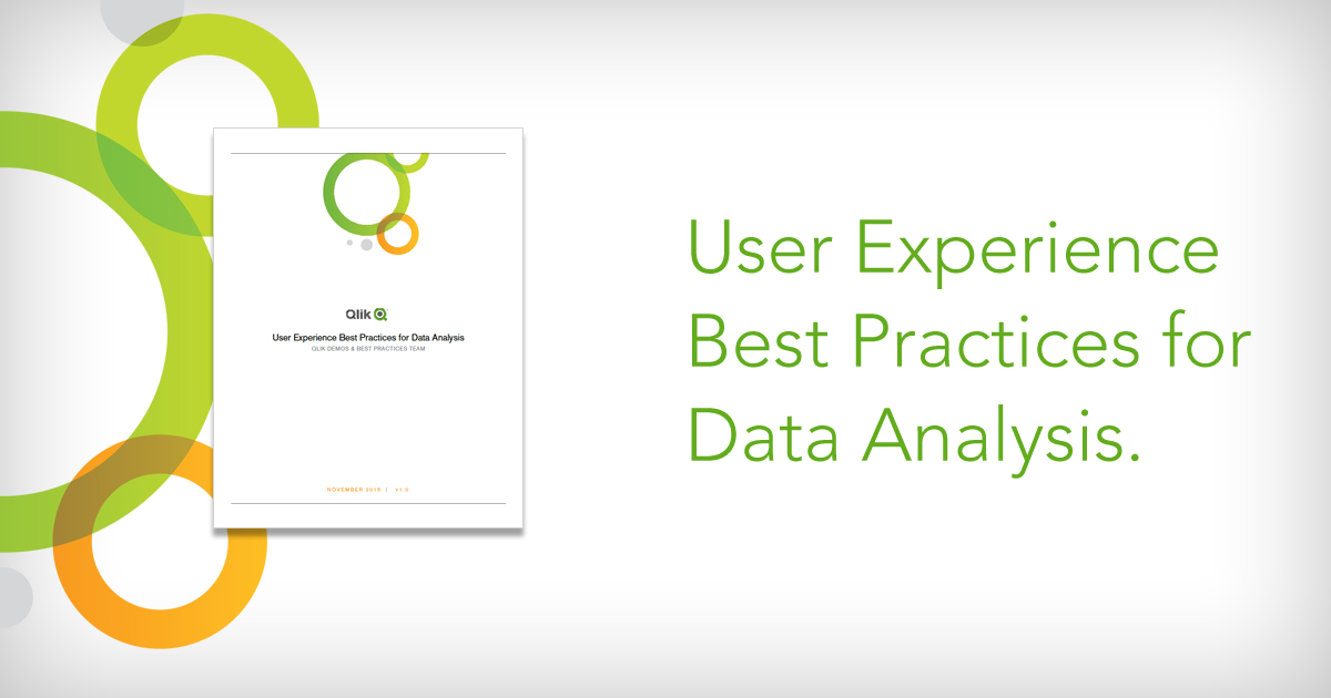 UX Best Practices For Data Analysis