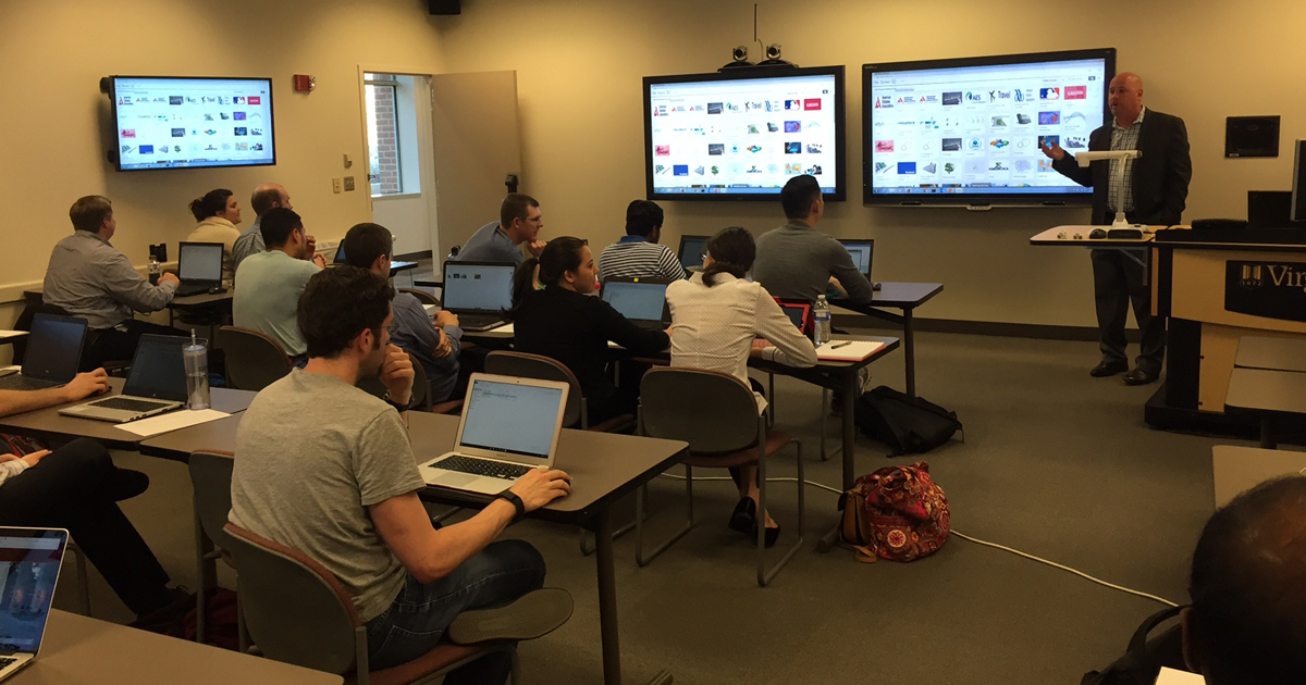 Three Lessons from Teaching Visual Analytics to MBA students