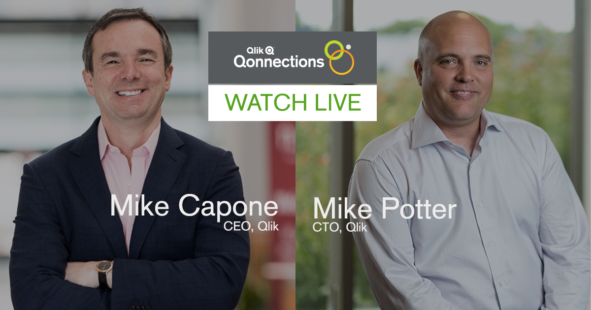 Qonnections Preview – Mike Capone and Mike Potter – Keynote Live Stream from Orlando
