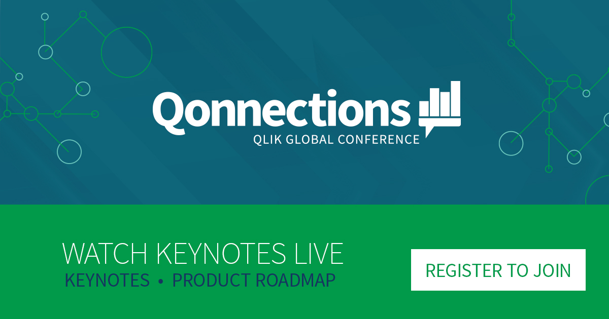 Take in the Qonnections Keynotes Live