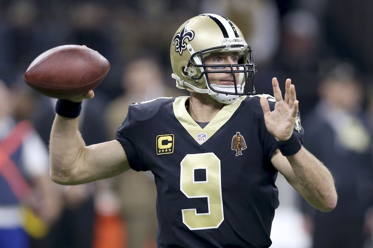 Brees-ing to the Top