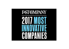 2017 Most innovative companies