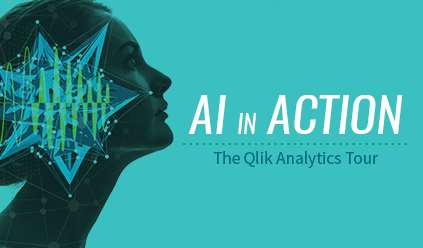Qlik Analytics Tour: AI in azione