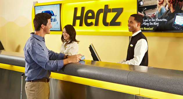 Hertz | Business Analytics Software | Qlik
